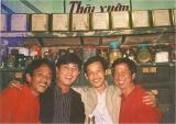 Thái Thôn, Hữu Dự và các bạn