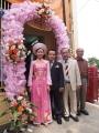 Đám cưới của cháu Kha Ly, con cua Hà Trọng Ngự - 2007