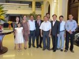Đám cưới con Nguyễn Minh Anh