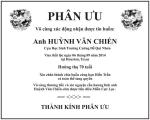 Trưởng Huỳnh Văn Chiến